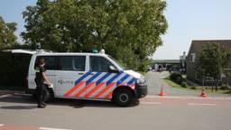 Via een tip kwam de politie het lab op het spoor (Foto: Christian Traets).