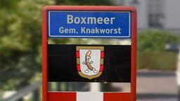 Staat dit bord straks in Boxmeer?