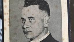 Kapelaan Koopmans wordt zondag herdacht tijdens een speciale mis. (Foto: Collectie Jan de Wit, Rosmalen)