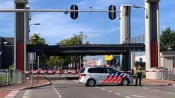 Een storing veroorzaakt problemen bij de brug. (Foto: Jack Brekelmans)