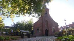 De kapel van Hasselt. (foto: Omroep Brabant)