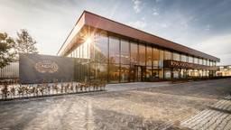 Het hoofdkantoor van Royal Agio Cigars in Duizel (foto: Royal Agio Cigars).