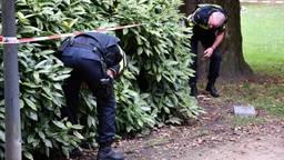 Bij een ruzie in het Wilhelminapark in Tilburg raakten twee personen gewond. (foto: archief)
