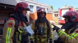 Stagiaires oefenden zaterdag mee in Beek en Donk