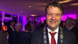 Burgemeester Han van Midden. (Foto: Erik Peeters)