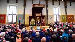 Prinsjesdag met de Troonrede, een van de komende jaren in Den Bosch? (Foto: ANP)