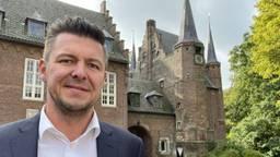 Bas van de Laar kasteelbeheerder Gemert (foto: Jan Peels)
