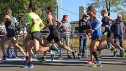 De Marathon Eindhoven vorig jaar. (Foto: Karin Kamp)