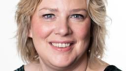Fractievoorzitter Ankie de Hoon van het CDA (foto: provincie Noord-Brabant).