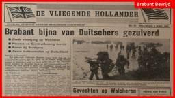 De krant van 6 november 1944.
