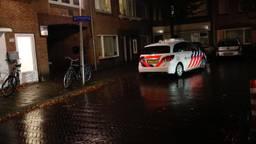 De politie is ter plekke. (Foto: Dave Hendriks / SQ Vision Mediaprodukties)