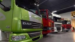 De trucks van de afgelopen twintig jaar zijn nu ook in het museum te zien.