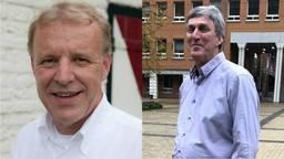 Jos van Son (links) en Sjef van Creij.