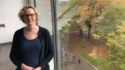 Hoogleraar Paula Mommersteeg van de Universiteit van Tilburg (foto: Tom van den Oetelaar).