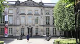Het Noordbrabants Museum moet nog even aan de bak (archieffoto: Karin Kamp).