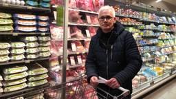 Wethouder Kees van Geffen gaat van vijftig euro per week leven.