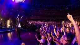 In 2015 trad Guus Meeuwis op in de Royal Albert Hall in Londen.