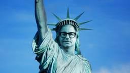 Guus Meeuwis verovert New York.