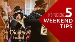 Dickens Festijn in Wintelre.