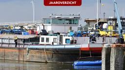 De drugsboot in Moerdijk was misschien wel het meest unieke drugslab van 2019.