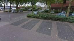 Het Carillonplein in Valkenswaard. (Foto: Google Streetview)
