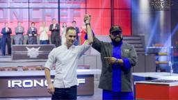 Rick Dingen wint de Thaise competitie The Iron Chef.