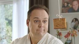 Frans Bauer in de nieuwe reclame van Peijnenburg. (Foto: Peijnenburg)