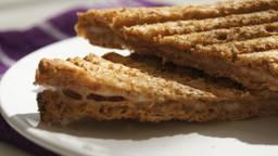 Dit is niet de tosti uit het verhaal. (Foto: Dewi9 via Pixabay)