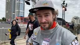 Dakar-debutant Olaf Harmsen