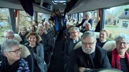 Linden massaal naar sopraan en dorpsgenote Deirdre Angenent in Essen.