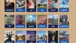 Het nieuwe leesplankje van Tilburg (Foto: Screenshot www.tilburgsetaol.nl)
