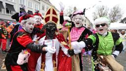 De carnavalspekskes kunnen weer tevoorschijn (archieffoto Kielengat).
