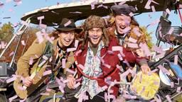 De carnavalszangers hopen dat 'Nie zo mauwen' net zo succesvol is als 'Terug over de Maas'.