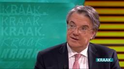 Commissaris van de Koning, Wim van de Donk in KRAAK.