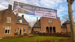 Er is bij de politici weinig animo voor windmolens in de buurt van natuurgebieden (Foto: Roos van den Berg).