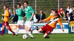 VV Baronie in 2010, toen ze nog op het hoogste amateurniveau speelden (Bron: Hollandse Hoogte)