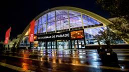 Het Theater naar de Parade wordt gevestigd in de Meijerijhal de Brabanthallen in Den Bosch. (Foto: Theater aan de Parade)