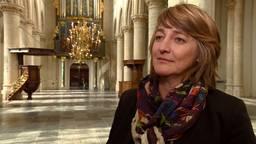 Marieke Wiegel, de nieuwe directeur van de Grote Kerk Breda