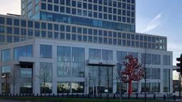 De rechtbank in Breda (foto: Willem-Jan Joachems)