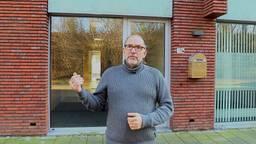 Gerard Donders is fel tegen een beoogde daklozenopvang bij hem om de hoek. (Foto: Tom van den Oetelaar)