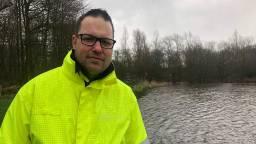 Jaco van Heemskerk, hydroloog bij het waterschap Brabantse Delta.