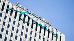 De patiënte is nu opgenomen in Erasmus MC in Rotterdam. (foto: ANP)