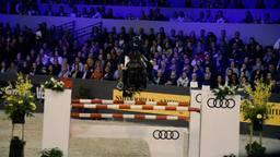 Bij Indoor Brabant werden tussen de 50.000 en 60.000 bezoekers verwacht. (Archieffoto)