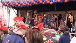 Carnaval in Lampegat verloopt net wat anders dan normaal.