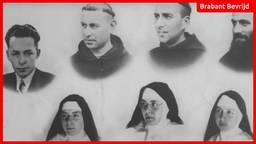 Zes kinderen van de familie Löb gingen het klooster in (Foto: Beeldbank WOII).