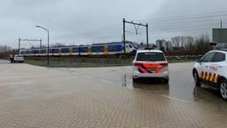 Opnieuw een verstoring in het treinverkeer. (foto: Bart Meesters)