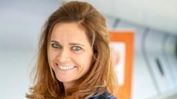 Sportpsycholoog Joyce Jansen gaat zorgmedewerkers helpen.