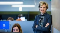 Directeur Karin van Esch van GGD Hart voor Brabant. (Foto: Marc Bolsius)