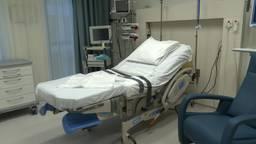 Een verloskamer in het Amphia Ziekenhuis in Breda. (foto: Raoul Cartens)