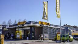 De Jumbo-supermarkt in Hank. (Foto: Marcel van Dorst/MaRicMedia)